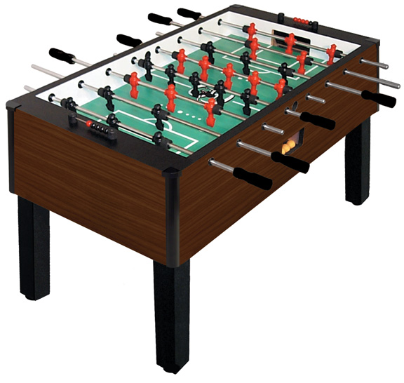 Great Foosball Or Table Soccer, Is A Great Game For The Twenty Or So Minutes We  Have Left At The End Of Our Lunch Once We Have Eaten. In The Last Ten  Months, ...