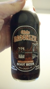 Old Brooklyn Root Beer